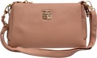 Tap Fashion Women Pink PU Sling Bag
