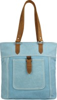 Angesbags Shoulder Bag(Blue, 5 inch)