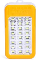 View Rocklight Rechargable with Powerbank Emergency Lights(Yellow) Home Appliances Price Online(Rocklight)