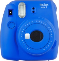 Fujifilm Instax Mini 9 Instant Camera(Blue)