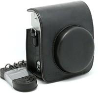 Caiul Fuji instax mini 90 case  Camera Bag(Black)