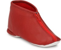 Hirel's Boys & Girls Slip on Loafers(Red)