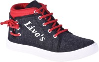 BRUTON CUBIC_1 Casuals For Men(Red)