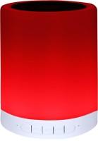 Hottech 6 in 1 Light Lamp Bluetooth Mobile/Tablet Speaker(White, Stereo Channel)