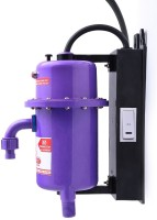 View Mr.SHOT 1 L Instant Water Geyser(Violet, PRIME) Home Appliances Price Online(Mr.Shot)