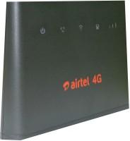 Airtel B310 CPE 3G 4G LTE Unlocked Wifi Router(Black)