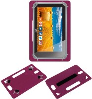 ACM Back Cover for Hcl Me 3g 2.0(Pink, Grip Case, Artificial Leather)