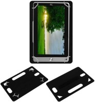 ACM Back Cover for Hcl Me X1(Black, Grip Case, Artificial Leather)