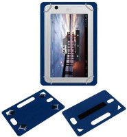 ACM Back Cover for Hcl Me U1(Blue, Grip Case, Artificial Leather)