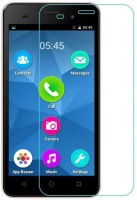 Pugo Top Tempered Glass Guard for Micromax Spark 2 Plus Q350 thumbnail