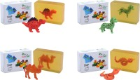 Happy Baby Luxurious Kids Soap With Toy Yellow (Y43)(400 g, Pack of 4) - Price 295 77 % Off