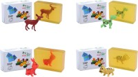 Happy Baby Luxurious Kids Soap With Toy Yellow (Y44)(400 g, Pack of 4) - Price 295 77 % Off