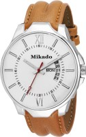 Mikado Fashion track Day and date functional watch for boy's and men's Watch - For Boys