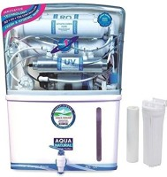 View Aqua Grand Pradhan Perfect Plus with all Accessories 12 L RO + UV +UF Water Purifier(White) Home Appliances Price Online(Aqua)