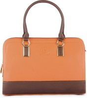 The Clownfish Hand-held Bag(Brown)