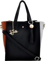 LaFille Hand-held Bag(Black)