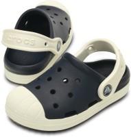 Crocs Boys & Girls Slip-on Clogs(Blue)