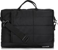 View Novex 15 inch Laptop Messenger Bag(Black) Laptop Accessories Price Online(Novex)