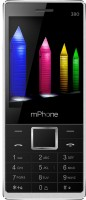 View mPhone 380(Black)  Price Online