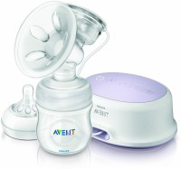 Philips Avent Comfort Breast Pump  - Electric(White)