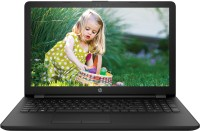 HP Imprint Celeron Dual Core - (4 GB/500 GB HDD/Windows 10 Home) 15-BS548TU Laptop(15.6 inch, Jet Black, 2.1 kg)