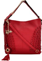 LaFille Hand-held Bag(Red)