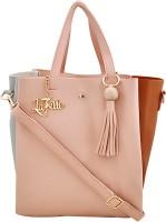 LaFille Hand-held Bag(Pink)