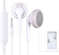 View Vintage Shop Earphone for Vivo, Vivo V5, Vivo V5 Plus, Vivo V3 All Android Headset & Tablet Headset with Mic(White, In the Ear) Laptop Accessories Price Online(Vintage Shop)