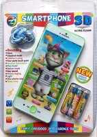 PI World 3D Ultra Clear Smartphone for Kids(Multicolor) thumbnail