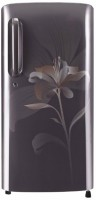 LG 215 L Direct Cool Single Door Refrigerator(Graphite Lily, GL-B221AGLV) (LG)  Buy Online