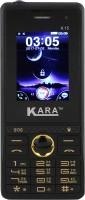 Kara K 15(Black / Black and Golden)
