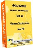 AVNS INDIA Goa Board Class 12 - Maths Full Syllabus Teaching Video (DVD)(DVD)