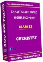 AVNS INDIA Chhattisgarh Board Class 12 - Chemistry Full Syllabus Teaching Video (DVD)(DVD)