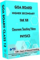 AVNS INDIA Goa Board Class 12 - Physics Full Syllabus Teaching Video (DVD)(DVD)