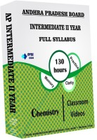 AVNS INDIA Andhra Pradesh Intermediate II Year - Chemistry Full Syllabus Teaching Video (DVD)(DVD)
