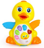 Miss & Chief EQ Flapping Yellow Duck(Multicolor)