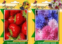 Airex Strawberry, Cornflower Seed(25 per packet)