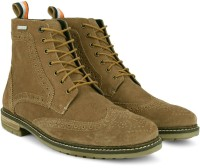 Superdry BRAD BROGUE STAMFORD Boots(Brown)