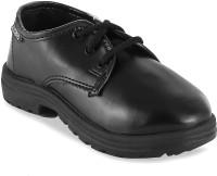 KITTENS Boys Lace Oxford Shoes(Black)