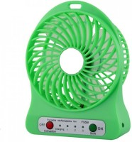 View A Connect Z Mini USB Fan 01BTUSB ZR USB Air Freshener(Green) Laptop Accessories Price Online(A Connect Z)