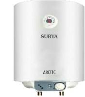 View Surya 15 L Storage Water Geyser(White, arctic) Home Appliances Price Online(Surya)