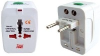 A Connect Z Adapter-International-04 Worldwide Adaptor(White)