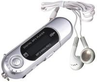 Like Star LS-34 8 GB MP4 Player(Silver, 2.4 Display)