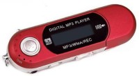 Like Star LS-34 8 GB MP4 Player(Red, 2.4 Display)