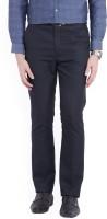 Arrow Tapered Men's Dark Blue Trousers