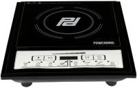 Poweronic PRI-10 Induction Cooktop(Black, Push Button)