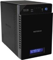 Netgear RN204-100NES Router(Black)