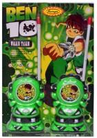 View Goyal Ben 10 Walky Talkies Walkie Talkie(Green) Home Appliances Price Online(Goyal)