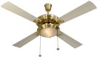 View Usha Fontana One 1270 4 Blade Ceiling Fan(Gold) Home Appliances Price Online(Usha)