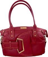 Sophia Visconti Hand-held Bag(Red)